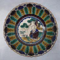 吉田屋輪花菓子鉢